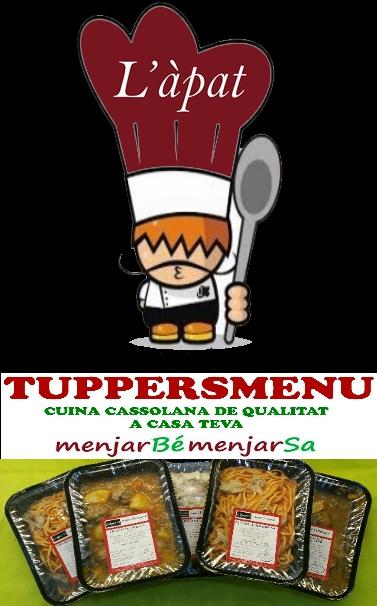 TUPPERSMENU