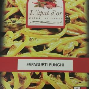 espagueti funghi-sense gluten-apatdor-vilanova-vilafranca
