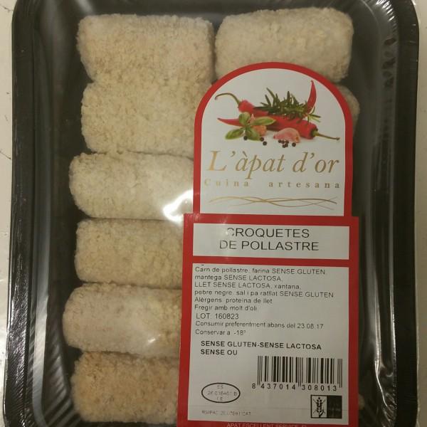 croquetes-pollastre-sense-gluten-apat-dor